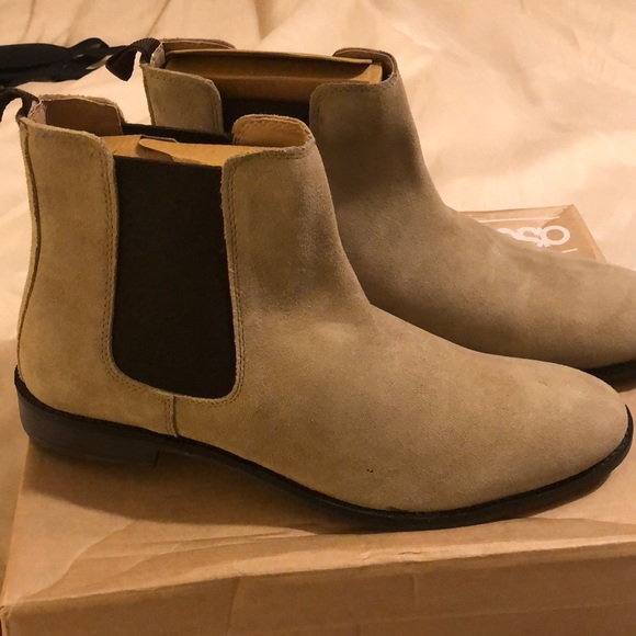 asos shoes sizing runs a full size bigger poshmark